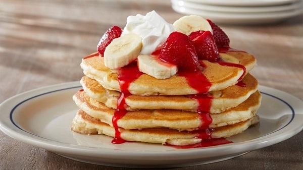 Free Pancakes with IHOP Pancake Revolution
