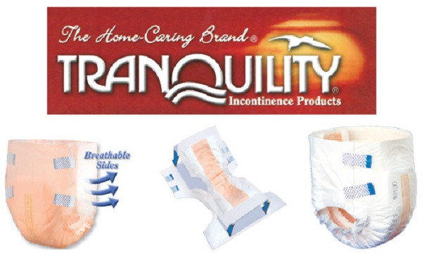 Free 2 Pack Sample of Tranquility Products