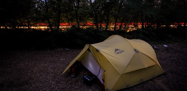 Night Camping Trip  Sweepstakes