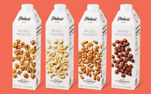 Free Elmhurst Non-Dairy Beverage
