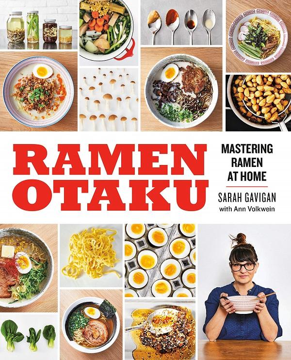 Copy of Ramen Otaku: Mastering Ramen at Home Giveaway