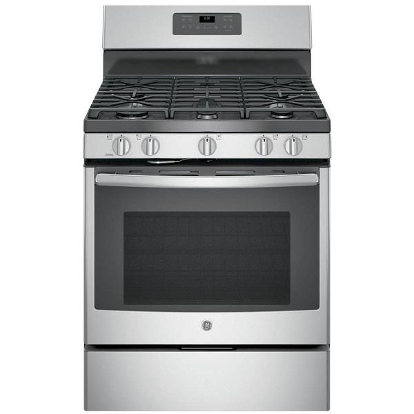 Stainless Steel Gas Range Giveaway