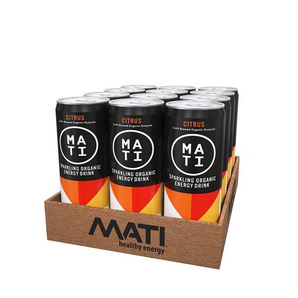 Mati Healthy Energy Drink Sweepstakes