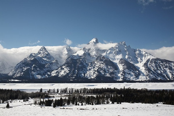 Winter Wyoming Sweepstakes