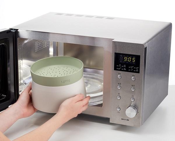 Lekue Quick Quinoa & Rice Cooker Giveaway