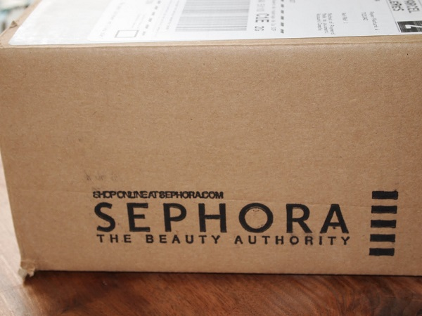 Sephora Packages Giveaway