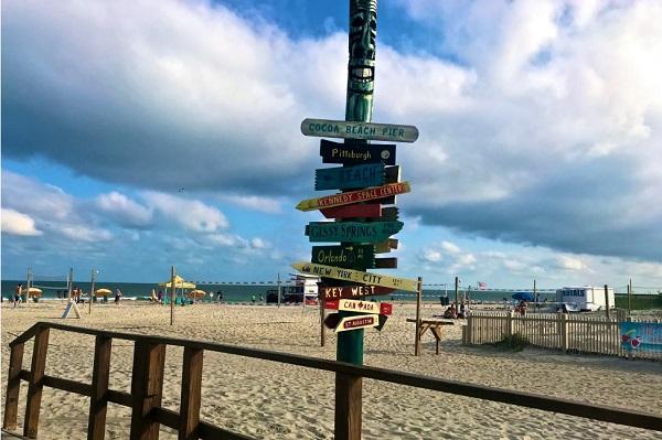 Florida's Space Coast Trip Sweepstakes