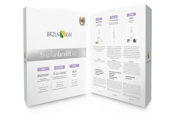 Brazilian Skin Facelift Kit Giveaway