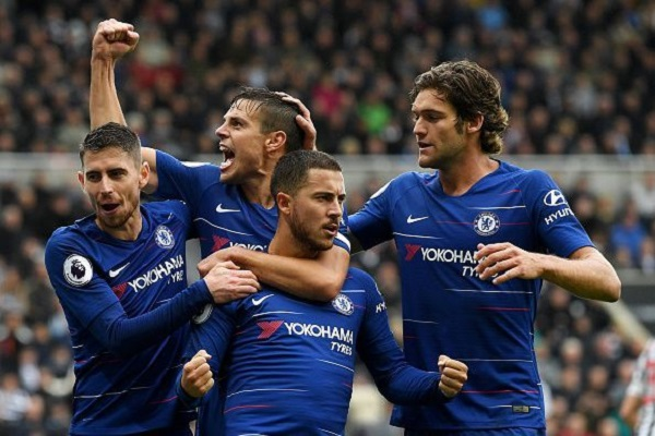 Chelsea FC Football Match Sweepstakes