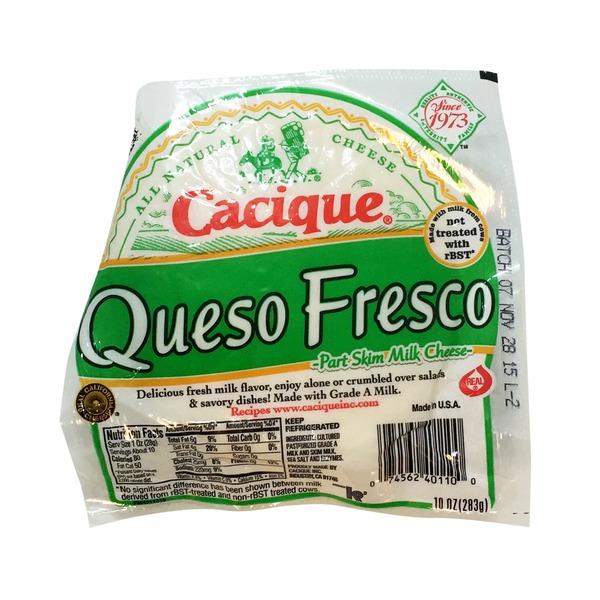 Free Cacique Queso Fresco