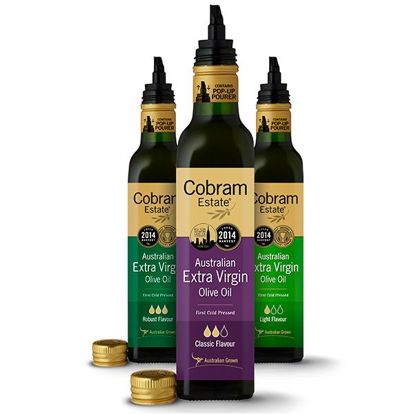 Free Cobram Estate Olive Oil Coupon