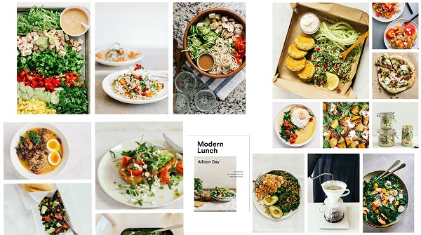 Modern Lunch Cookbook Giveaway