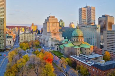 Weekend In Montreal Sweepstakes
