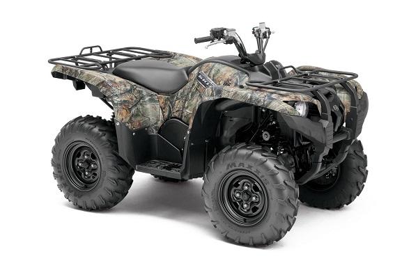 Utility ATV Grizzly EPS Vehicle Sweepstakes