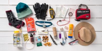 Essential Backpacking Kit Giveaway