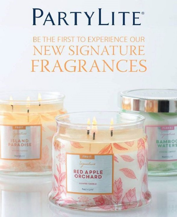 PartyLite Product Certificates Sweepstakes