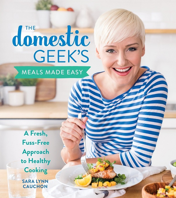 Copy of The Domestic Geek's Meals Made Easy Giveaway
