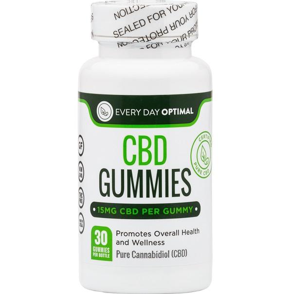 Optimum CBD Gummies Sweepstakes