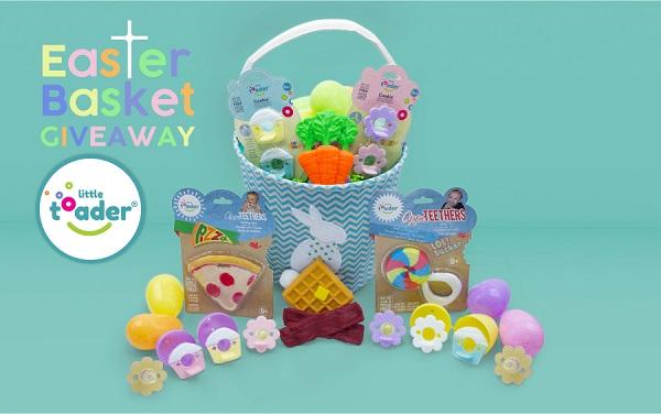 Little Toader Easter Basket Sweepstakes