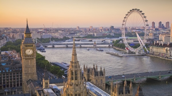 Trip to London Sweepstakes