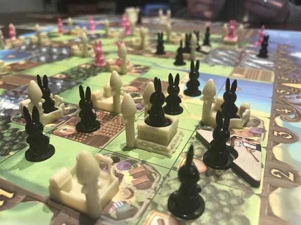 Bunny Kingdom Game Giveaway