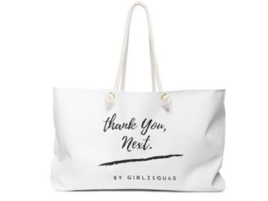 Stylish Tote Bag from Girlzsquad  Giveaway