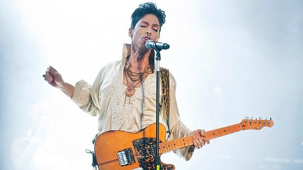 Prince Guitar Sweepstakes