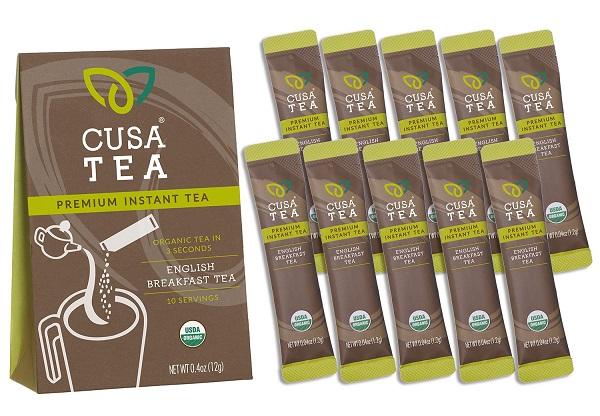 Free Box of Cusa Tea