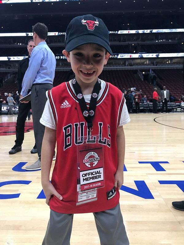 Free Chicago Bulls Rookie Kit