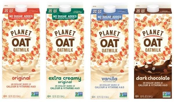 Free Planet Oat Milk at Shaws
