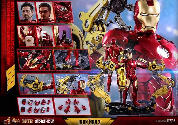 Iron Man Mark IV Sweepstakes