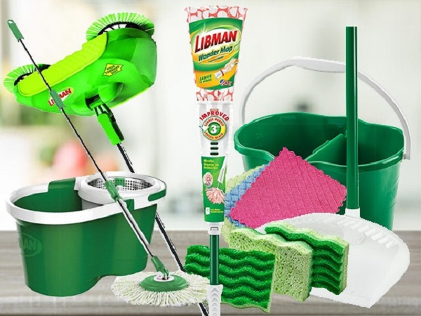 """Libman """"Embrace Life's Messes"""" Spring Cleaning Pack Giveaway"""