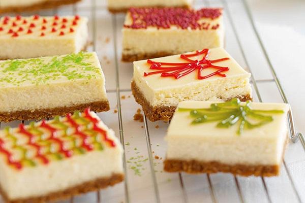 Holiday Cheesecake Giveaway