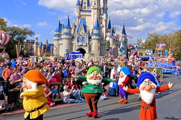 Disney World Trip Sweepstales