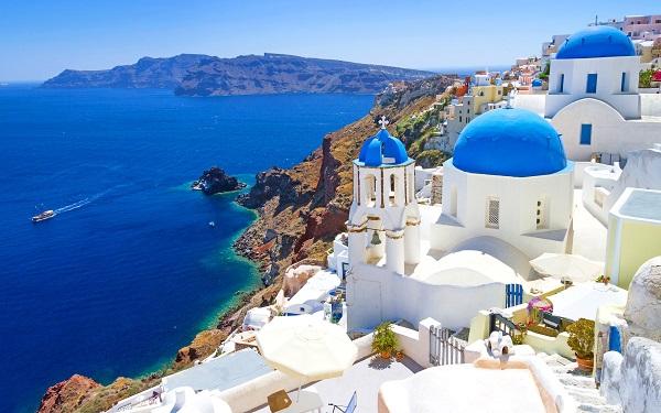 Santorini, Greece Sweepstakes