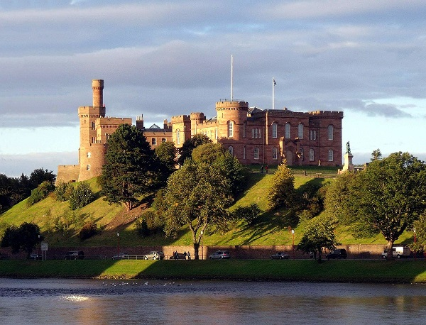 Inverness, Scotland Trip Sweepstakes