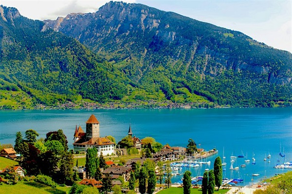 Switzerland Trip Sweepstakes