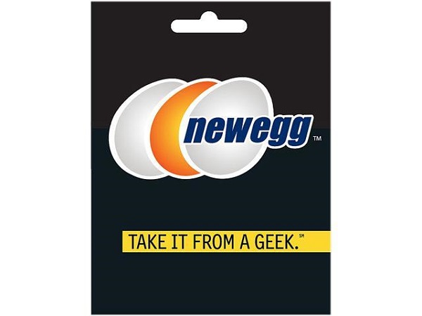 $300 Newegg Gift Card Giveaway