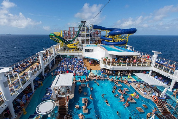 Cruise for 2 Sweepstakes