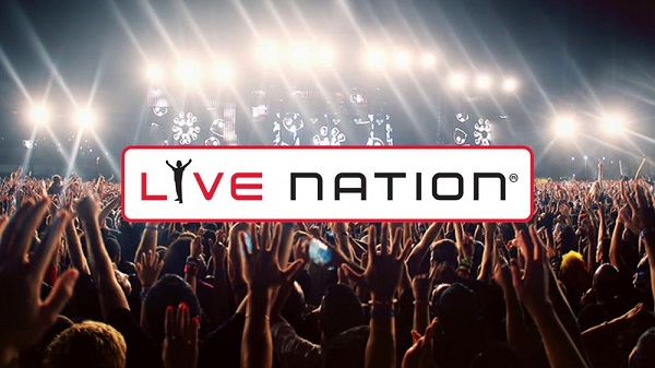 $3,000 Live Nation Gift Card Giveaway