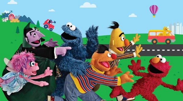 Free Sesame Street Road Trip Events