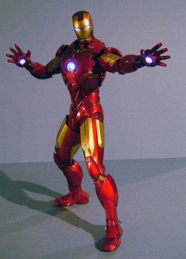 Iron Man Toy Giveaway