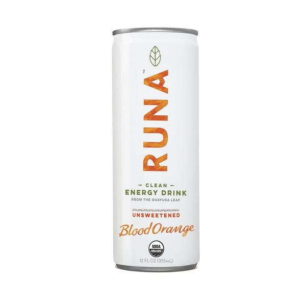Free Runa Clean Energy Drink