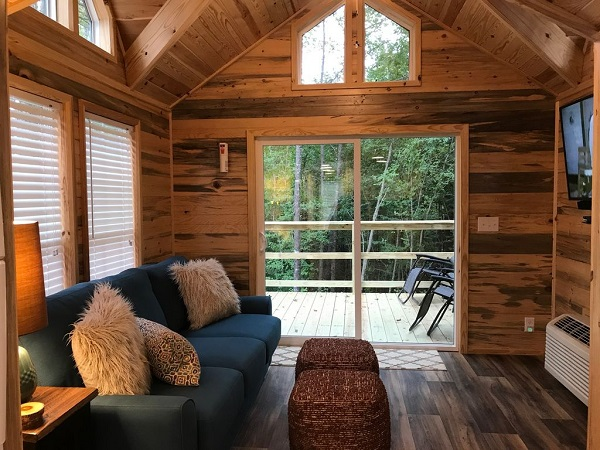 2 Night Stay in a Tiny Cabin Sweepstakes