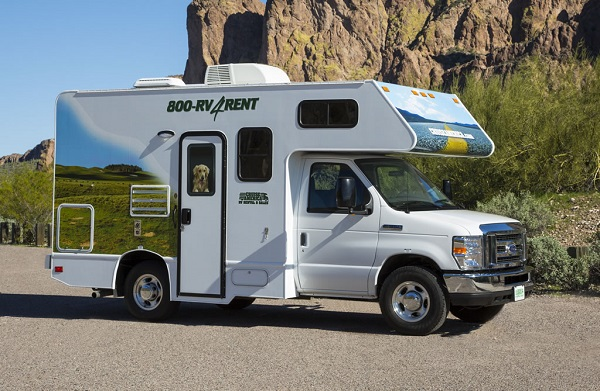 RV Rental and Gift Card Prize Package Sweepstakes