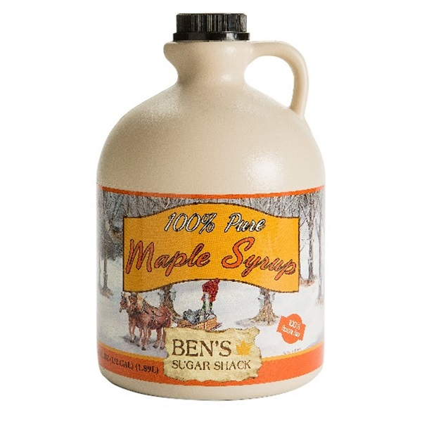 Ben's Maple Syrup Giveaway
