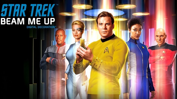 Star Trek Gift Bundle Sweepstakes