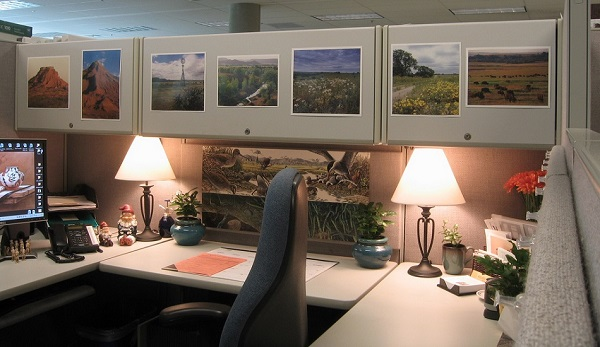 Cubicle Makeover Sweepstakes