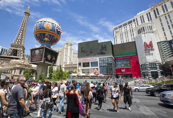 Trip for 2 to Las Vegas Sweepstakes