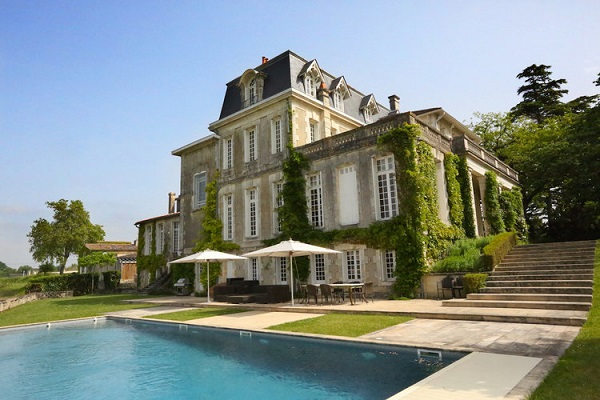 Chateau Gaby France Trip Sweepstakes